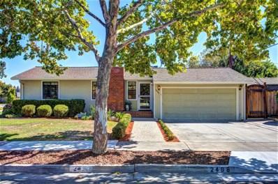 2498 Peachtree Lane, San Jose, CA 95128 - #: 52166233