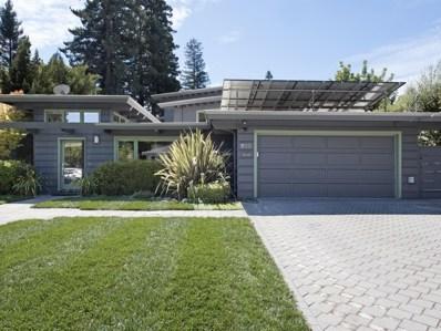 805 Evergreen Street, Menlo Park, CA 94025 - #: 52166993