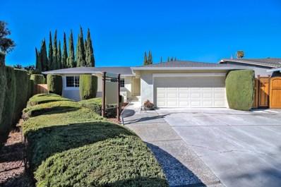 6118 Ellerbrook Way, San Jose, CA 95123 - #: 52167189