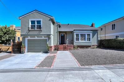 3605 Hacienda Street, San Mateo, CA 94403 - #: 52167515