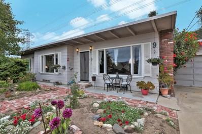 9 Robertson Place, Del Rey Oaks, CA 93940 - #: 52167798