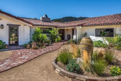 34 Rancho Road, Carmel Valley, CA 93924 - #: 52168333