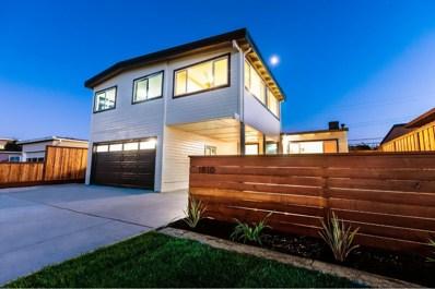 1810 Church Avenue, San Mateo, CA 94401 - #: 52168341