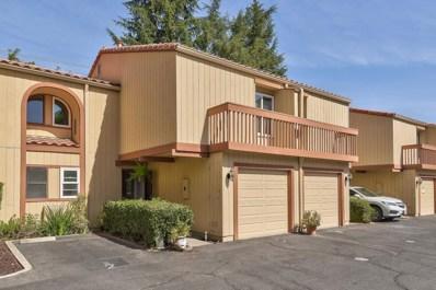 134 W Rincon Avenue UNIT D, Campbell, CA 95008 - #: 52168399