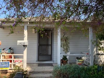 1518 Stafford Street, Redwood City, CA 94063 - #: 52168885