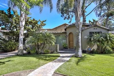 1128 El Abra Way, San Jose, CA 95125 - #: 52168895