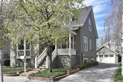 117 Edelen Avenue, Los Gatos, CA 95030 - #: 52169079