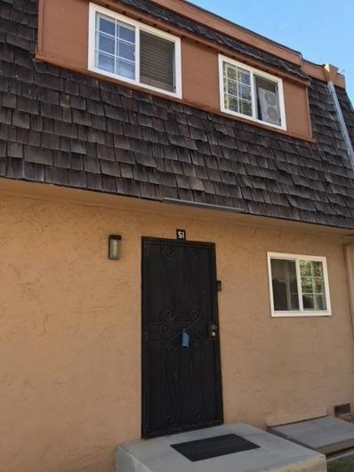 2925 Florence Avenue UNIT 51, San Jose, CA 95127 - #: 52169459
