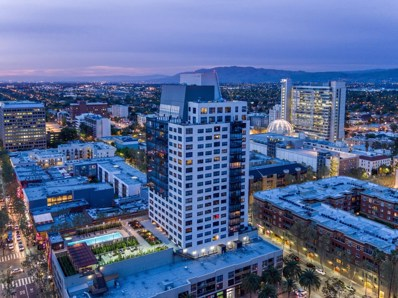 88 E San Fernando Street UNIT 1504, San Jose, CA 95113 - #: 52169717