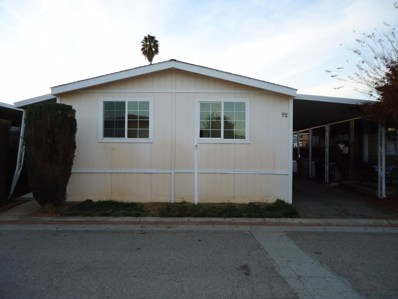 200 Ford Road UNIT 92, San Jose, CA 95138 - #: 52169762