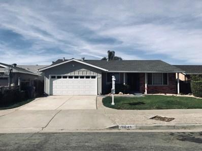 5849 Lalor Drive, San Jose, CA 95123 - #: 52172603