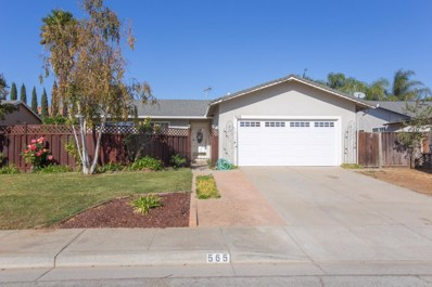 565 Le Sabre Court, Morgan Hill, CA 95037 - #: 52173230