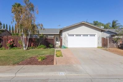565 Le Sabre Court, Morgan Hill, CA 95037 - #: 52173230