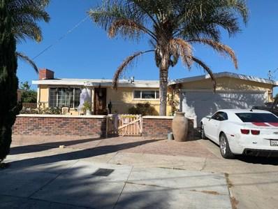 1228 Hilltop Drive, Salinas, CA 93905 - #: 52173335