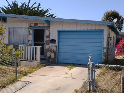 1783 Luxton Street, Seaside, CA 93955 - #: 52173691