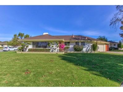 166 Rio Verde Drive, Salinas, CA 93901 - #: 52175511