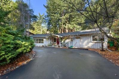212 W Hilton Drive, Boulder Creek, CA 95006 - #: 52175532