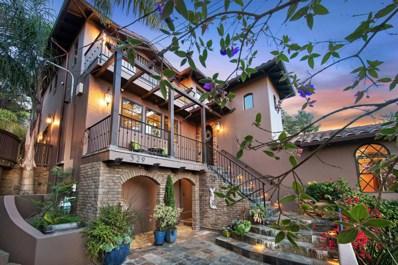529 Santa Marguarita Drive, Aptos, CA 95003 - #: 52176177