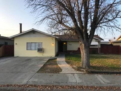 1242 Santa Cruz Way, Los Banos, CA 93635 - #: 52176276