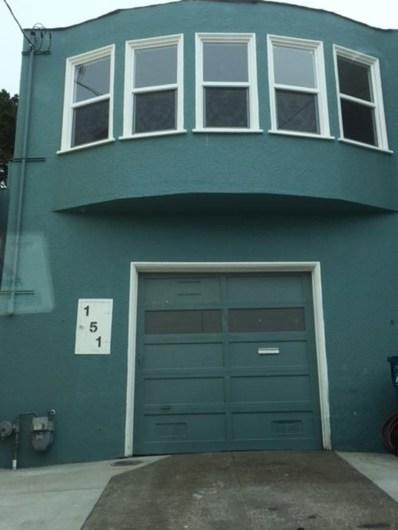 151 Wyandotte Avenue, Daly City, CA 94014 - #: 52176541