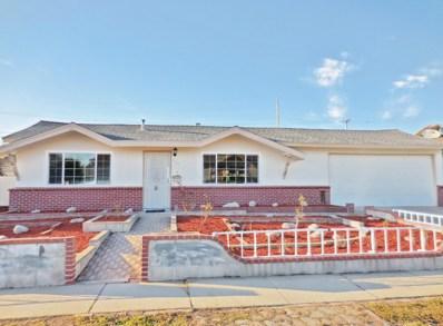 1747 Pescadero Drive, Salinas, CA 93906 - #: 52177097