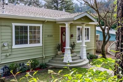 8160 Glen Arbor Road, Ben Lomond, CA 95005 - #: 52177123