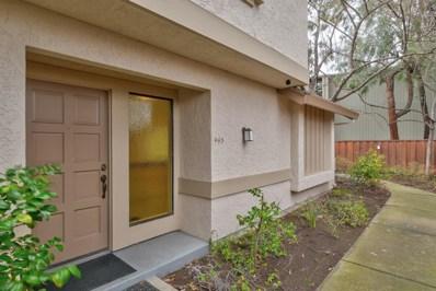 443 Hogarth Terrace, Sunnyvale, CA 94087 - #: 52177519