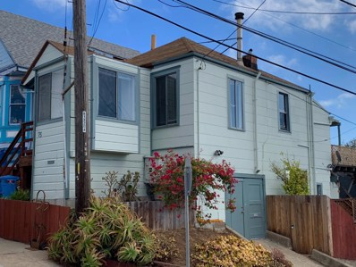 75 Montcalm Street, San Francisco, CA 94110 - #: 52178057
