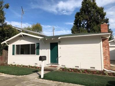 3 Vera Court, Redwood City, CA 94061 - #: 52178272
