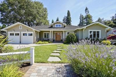 658 Spargur Drive, Los Altos, CA 94022 - #: 52200924