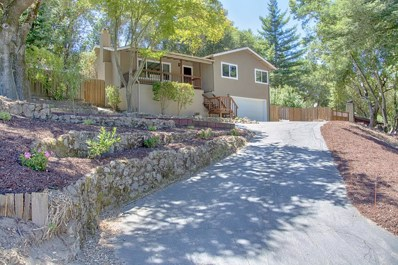 1845 Quail Hollow Road, Ben Lomond, CA 95005 - #: 52201998