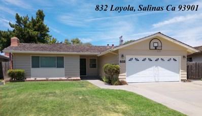832 Loyola Drive, Salinas, CA 93901 - #: 52202343
