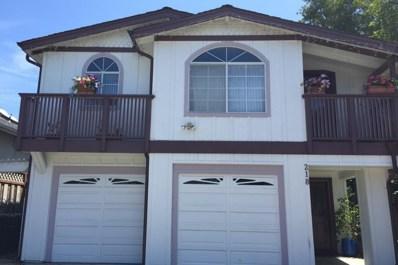 218 Ocean Street, Santa Cruz, CA 95060 - #: 52202718