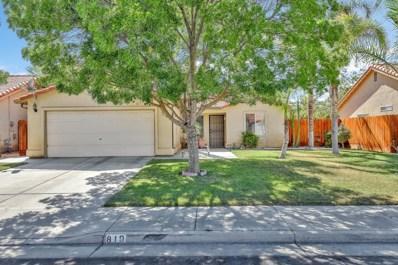 819 Place Road, Los Banos, CA 93635 - #: 52203863