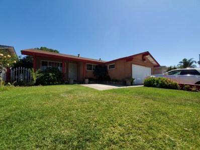 1634 Cunningham Avenue, San Jose, CA 95122 - #: 52203980