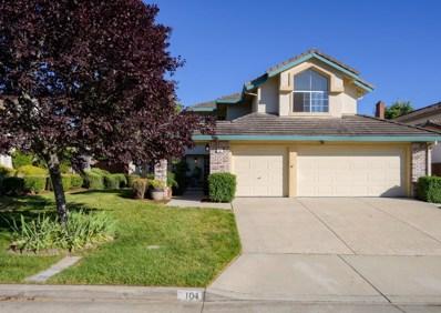 104 Bordeaux Lane, Scotts Valley, CA 95066 - #: 52204039