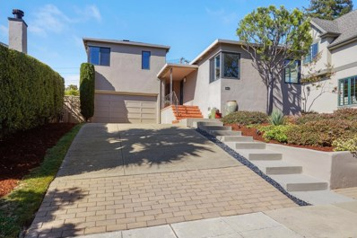 1415 Montero Avenue, Burlingame, CA 94010 - #: 52205160