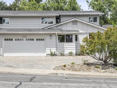 2328 Eastridge Avenue, Menlo Park, CA 94025 - #: 52205264