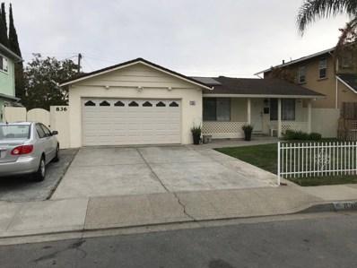 836 Lexington Street, Milpitas, CA 95035 - #: 52218548