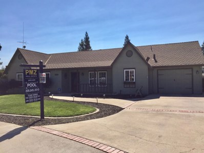 670 Dixie Court, Oakdale, CA 95361 - #: 18062879