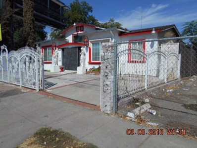 1119 E Harding Way, Stockton, CA 95205 - #: 18062967