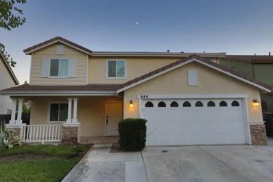 444 Glenbriar Circle, Tracy, CA 95377 - #: 18071441