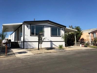 1459 Standiford Ave UNIT 71, Modesto, CA 95350 - #: 18074250