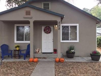 852 Bryte Avenue, West Sacramento, CA 95605 - #: 18076233