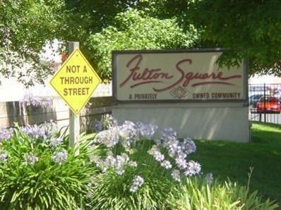 2521 Fulton Square Lane UNIT 19, Sacramento, CA 95821 - #: 18081802