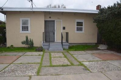 247 Civic Center Street, Richmond, CA 94804 - #: 19009418