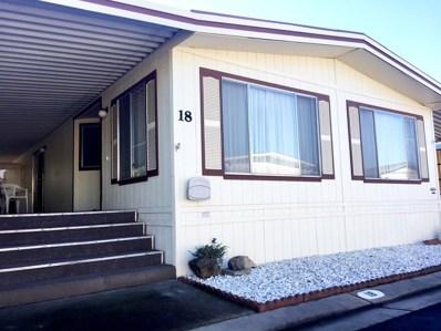 1200 S Carpenter Road UNIT 18, Modesto, CA 95351 - #: 19014944