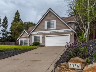 1336 Downieville Drive, El Dorado Hills, CA 95762 - #: 19020122