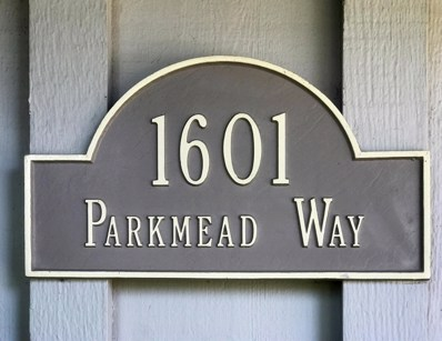 1601 Parkmead Way, Sacramento, CA 95822 - #: 19059155