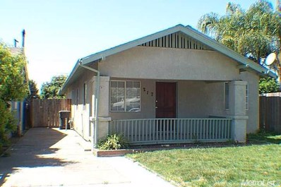 217 Church Street, Modesto, CA 95357 - #: 19074348